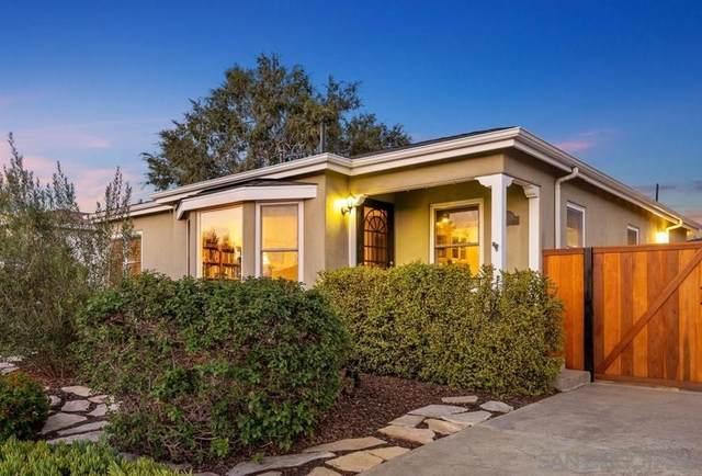 4731 Winona Ave., San Diego, CA 92115 (#210026531) :: Steele Canyon Realty