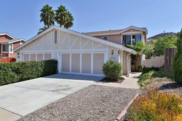 8553 Dortha Court, Santee, CA 92071 (#PTP2106608) :: Steele Canyon Realty