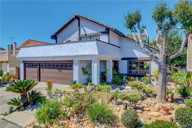 1312 Cuesta Way, Montebello, CA 90640 (#PW21204091) :: Corcoran Global Living