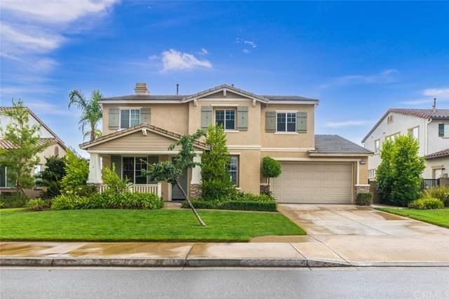 28945 Davis Lane, Highland, CA 92346 (#CV21205701) :: Steele Canyon Realty