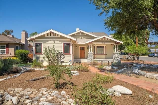 2581 Bonita Avenue, La Verne, CA 91750 (#CV21205894) :: Corcoran Global Living