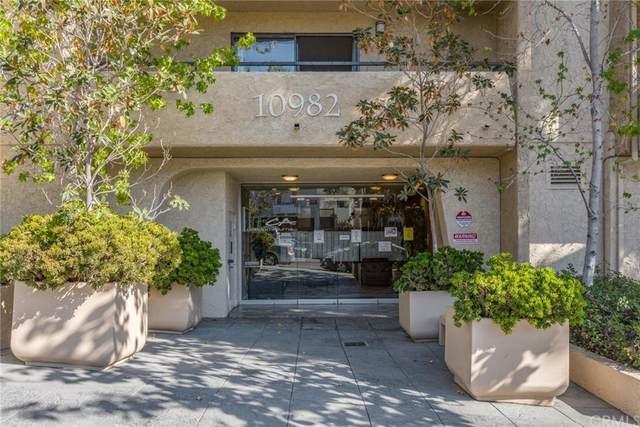 10982 Roebling Avenue #424, Los Angeles (City), CA 90024 (#LG21202009) :: RE/MAX Masters