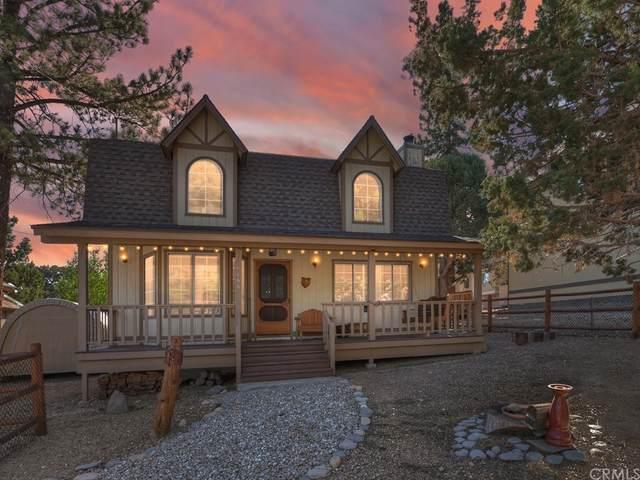 1066 G Lane, Big Bear, CA 92314 (#EV21205893) :: Jett Real Estate Group