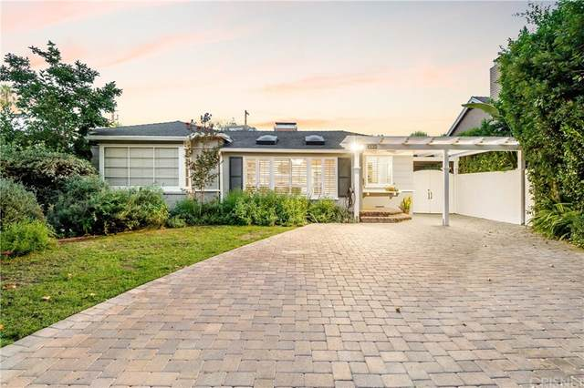4330 Teesdale Avenue, Studio City, CA 91604 (#SR21204788) :: Legacy 15 Real Estate Brokers