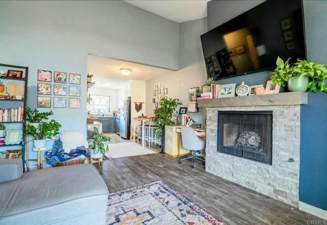 3055 Ivy Street #5, San Diego, CA 92104 (#PTP2106609) :: Corcoran Global Living