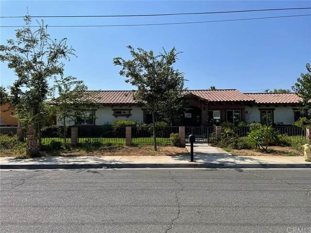 9836 Beau Avenue, Riverside, CA 92503 (#CV21205921) :: Swack Real Estate Group | Keller Williams Realty Central Coast