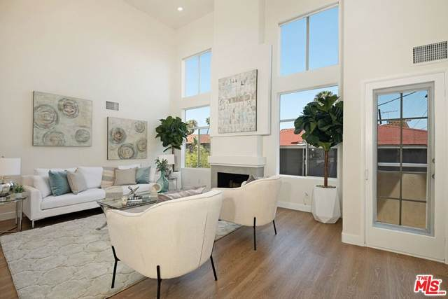 1422 19Th Street E, Santa Monica, CA 90404 (#21785214) :: Corcoran Global Living