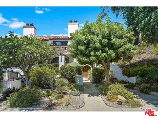 1816 Palisades Drive, Pacific Palisades, CA 90272 (#21784408) :: American Real Estate List & Sell