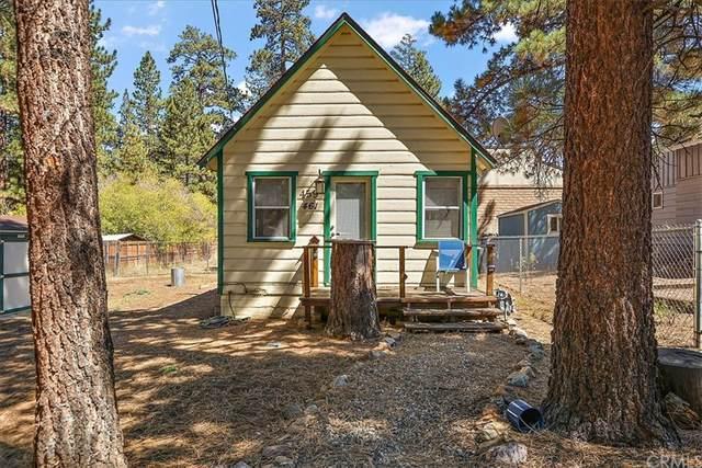 461 Conklin Road, Big Bear, CA 92315 (#EV21205931) :: Wendy Rich-Soto and Associates