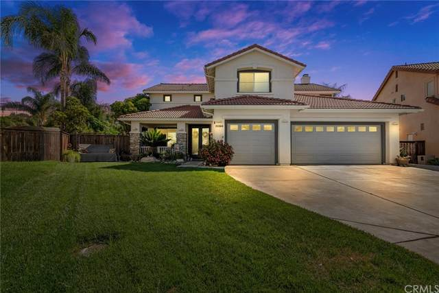 31500 Britton Circle, Temecula, CA 92591 (#SW21205812) :: Team Forss Realty Group