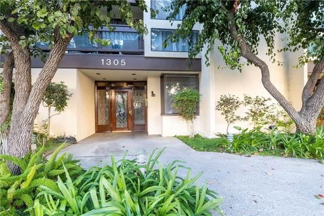 1305 N Columbus Avenue #201, Glendale, CA 91202 (#BB21203749) :: Corcoran Global Living