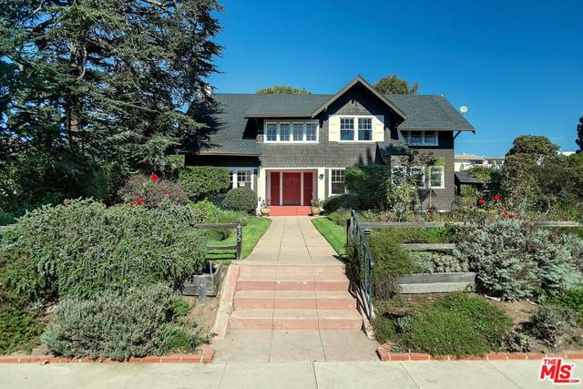 435 Georgina Avenue, Santa Monica, CA 90402 (#21758968) :: Corcoran Global Living