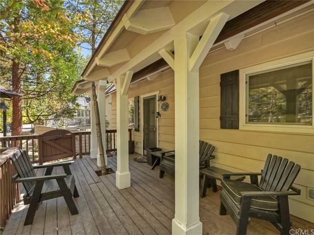 1077 Sandalwood Drive, Lake Arrowhead, CA 92352 (#EV21205957) :: The Miller Group