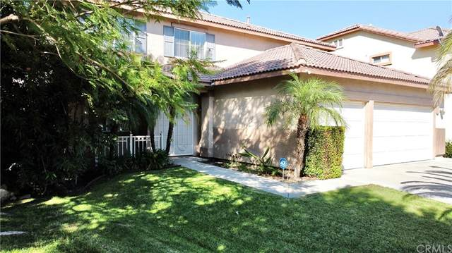16226 Moors Lane, Fontana, CA 92336 (#PW21199959) :: eXp Realty of California Inc.