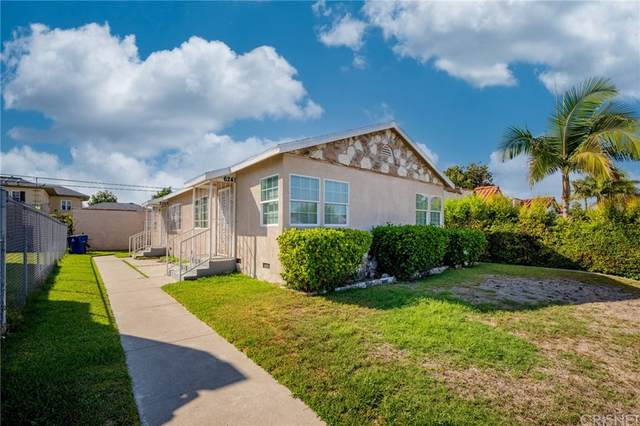6241 Haas Avenue, Los Angeles (City), CA 90047 (#SR21205787) :: Steele Canyon Realty