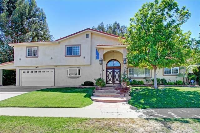 23332 Erwin Street, Woodland Hills, CA 91367 (#SR21205551) :: Zen Ziejewski and Team