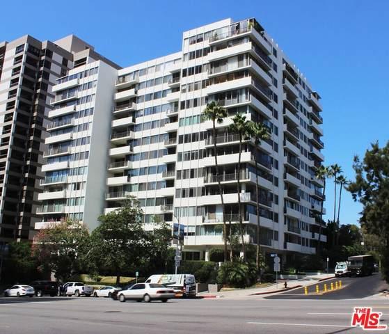 10433 Wilshire Boulevard #1207, Los Angeles (City), CA 90024 (#21781778) :: RE/MAX Masters