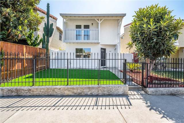 4962 Monte Vista Street, Highland Park, CA 90042 (#SR21205998) :: Dave Shorter Real Estate