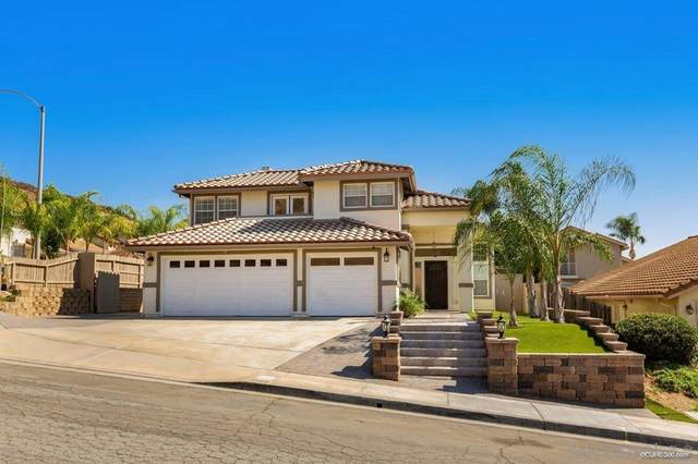 13297 Mapleview St, Lakeside, CA 92040 (#210026550) :: Steele Canyon Realty