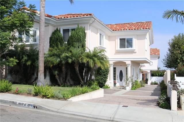 1807 Pullman Lane A, Redondo Beach, CA 90278 (#SB21196948) :: Frank Kenny Real Estate Team