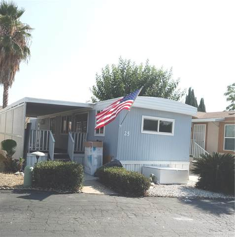 12813 7TH Street #25, Yucaipa, CA 92399 (#EV21206013) :: Wendy Rich-Soto and Associates