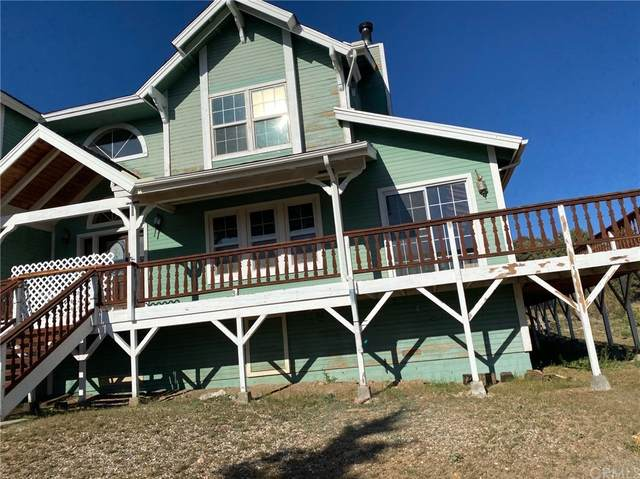 40063 Water Hole Road, Big Bear, CA 92314 (#PW21206036) :: Cochren Realty Team | KW the Lakes