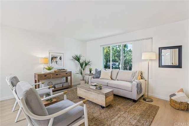 23347 Caminito Los Pocitos #119, Laguna Hills, CA 92653 (#OC21191670) :: Swack Real Estate Group   Keller Williams Realty Central Coast
