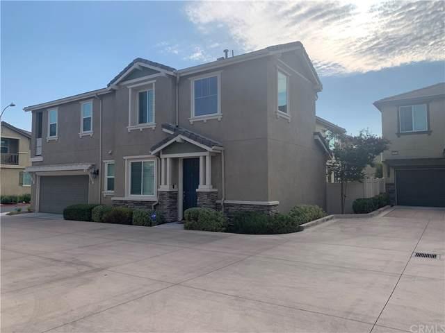 28416 Wild Rose Lane, Highland, CA 92346 (#CV21206055) :: Steele Canyon Realty