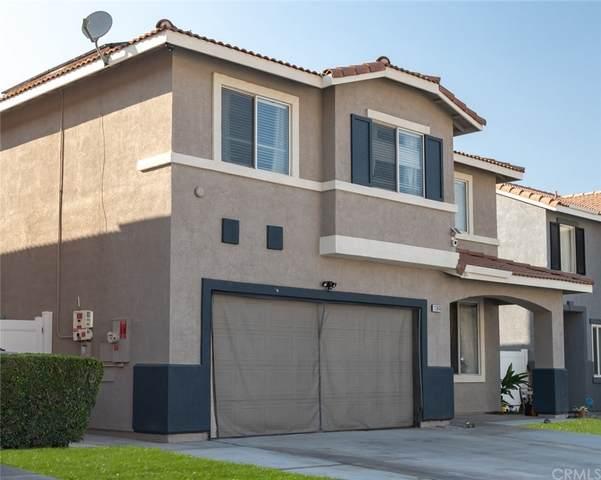 11646 Blue Jay Ln, Fontana, CA 92337 (#CV21206052) :: eXp Realty of California Inc.