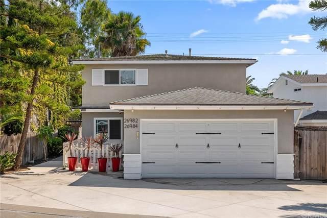 26982 Avenida Las Palmas, Dana Point, CA 92624 (#NP21204295) :: Doherty Real Estate Group