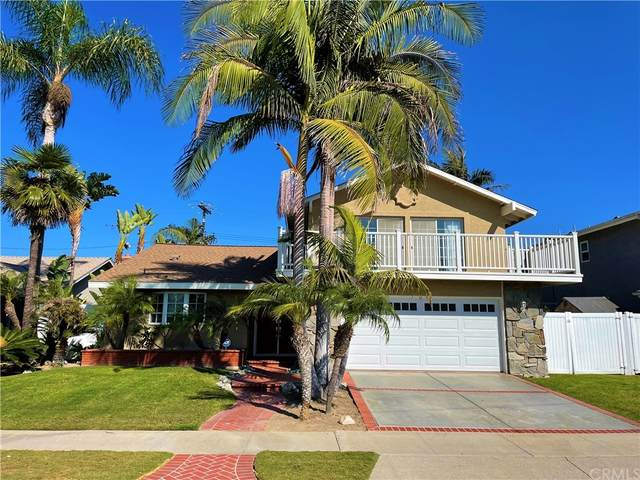 19552 Canberra Lane, Huntington Beach, CA 92646 (#PW21163377) :: Doherty Real Estate Group