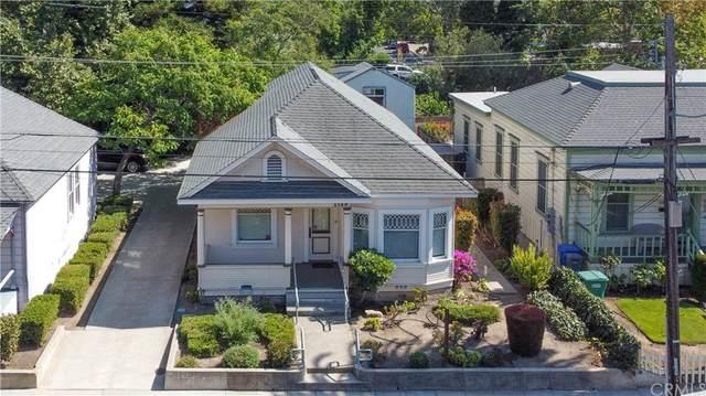 1141 Marsh Street A, San Luis Obispo, CA 93401 (#SC21205860) :: Wendy Rich-Soto and Associates