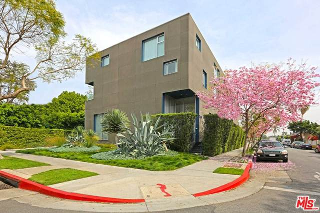 7907 Willoughby Avenue #3, West Hollywood, CA 90046 (#21785252) :: Millman Team