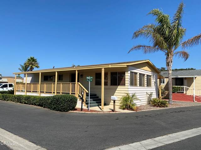 1400 Peach Avenue #166, Oxnard, CA 93033 (#V1-8460) :: The Costantino Group   Cal American Homes and Realty