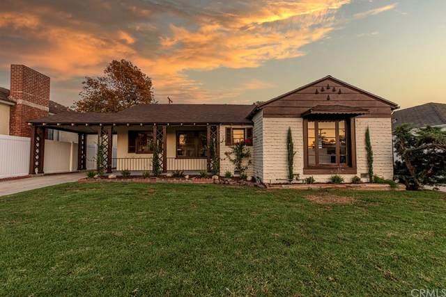 1220 Norton Avenue, Glendale, CA 91202 (#CV21171240) :: Corcoran Global Living
