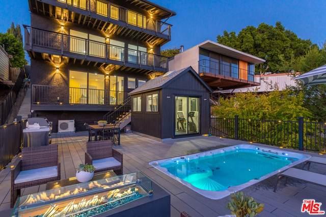 1166 Montecito Drive, Los Angeles (City), CA 90031 (#21784378) :: Jett Real Estate Group