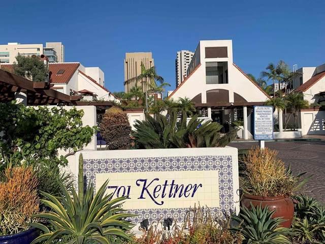 701 Kettner Blvd #89, San Diego, CA 92101 (#210026566) :: Rogers Realty Group/Berkshire Hathaway HomeServices California Properties