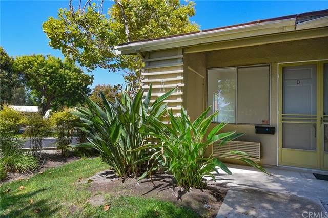 289 Calle Aragon D, Laguna Woods, CA 92637 (#PW21182981) :: Swack Real Estate Group   Keller Williams Realty Central Coast