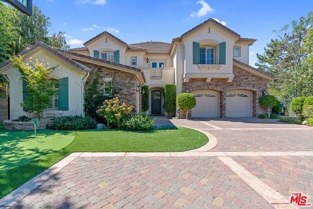 1993 Fawnridge Avenue, Westlake Village, CA 91362 (#21783908) :: RE/MAX Empire Properties