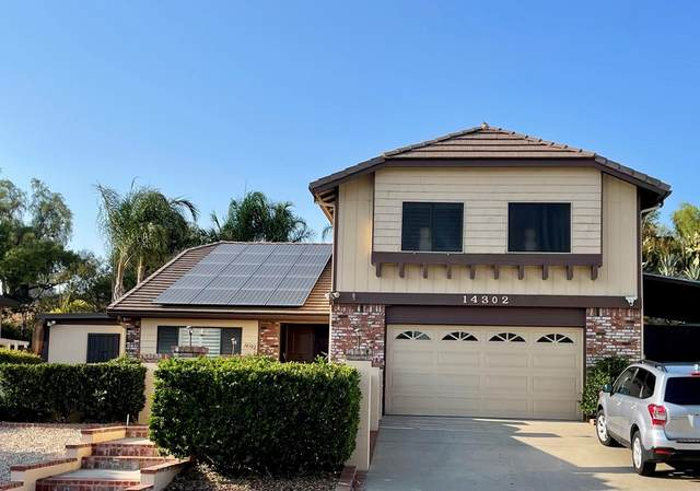 14302 Vista Hills Drive, Lakeside, CA 92040 (#PTP2106616) :: Steele Canyon Realty