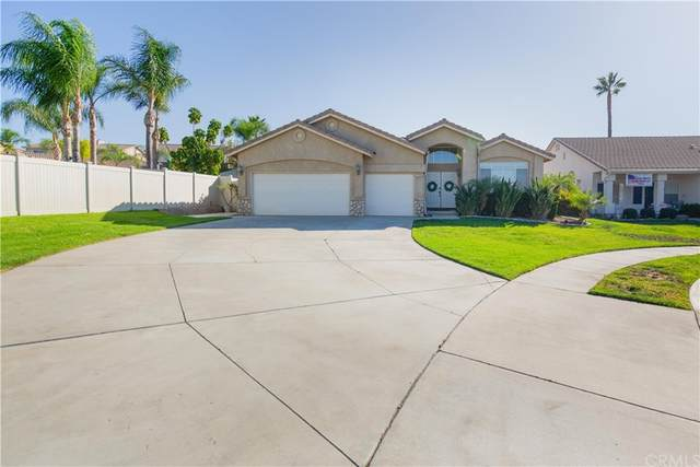 1070 Misty Meadow Circle, Corona, CA 92881 (#IG21201659) :: The Miller Group