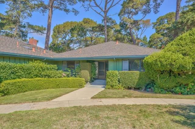 10 Del Mesa Carmel, Outside Area (Inside Ca), CA 93923 (#ML81863239) :: Necol Realty Group
