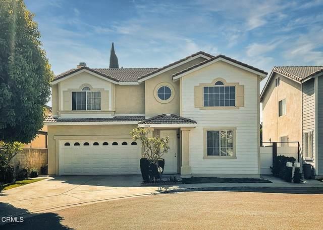 10112 Schmidt Road, South El Monte, CA 91733 (#P1-6720) :: Swack Real Estate Group | Keller Williams Realty Central Coast
