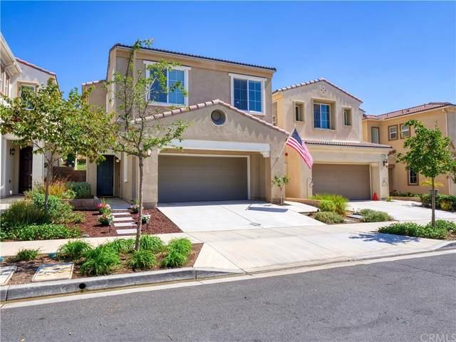 11795 Cramer Road, Yucaipa, CA 92399 (#OC21205791) :: Wendy Rich-Soto and Associates