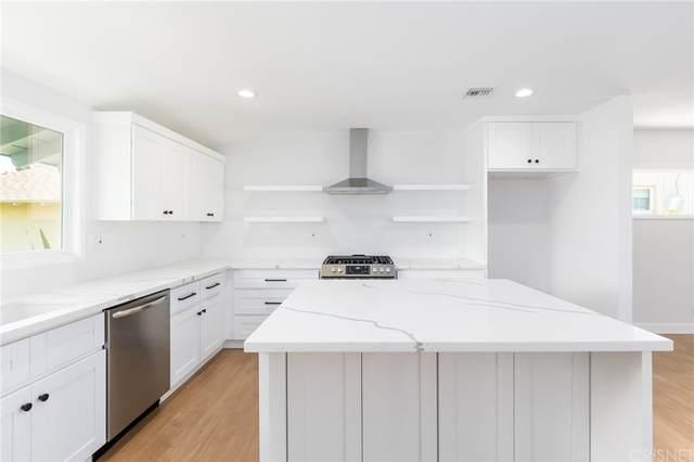 15919 Lemarsh Street, Granada Hills, CA 91343 (#SR21206157) :: Jett Real Estate Group