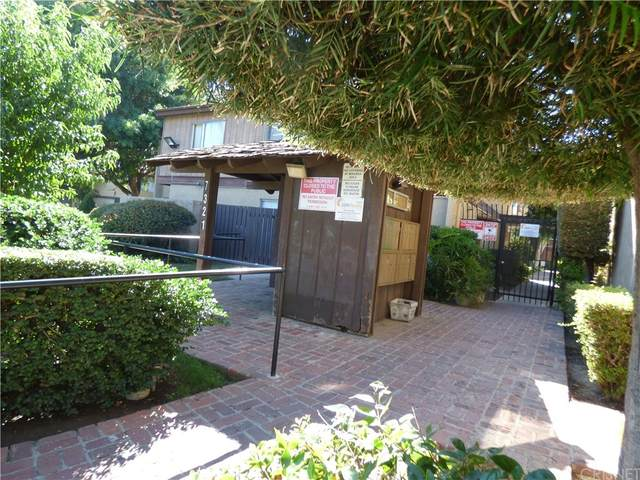 7321 Lennox Avenue I7, Van Nuys, CA 91405 (#SR21206122) :: Corcoran Global Living