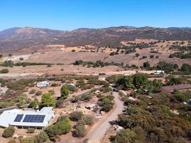 0 Mariah Way, Alpine, CA 91901 (#210026576) :: Jett Real Estate Group