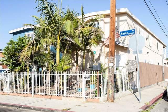 10982 Anzac Avenue, Los Angeles (City), CA 90059 (#PW21205898) :: Zutila, Inc.