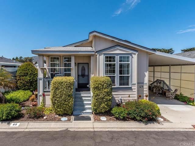 3395 S Higuera Street #69, San Luis Obispo, CA 93401 (#SC21206167) :: Jett Real Estate Group