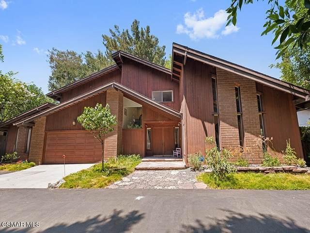 4803 Gloria Avenue, Encino, CA 91436 (#221005129) :: Steele Canyon Realty